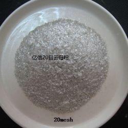 Het Poeder van het mica wordt gebruikt in de Stootkussens van de Rem en Andere Materialen van de Wrijving