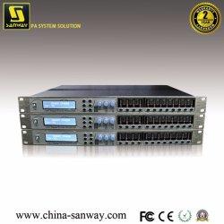 Dp4080 Altavoz Audio Profesional Procesador Digital de Gestión