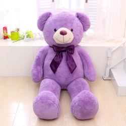 Amazing farcies PP coton avec Bow Teddy Bear des jouets en peluche