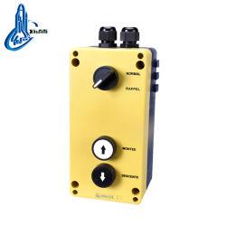 Xdl95-Jb365p Aufzug-Fernhebevorrichtung-Kran-hängende Schalter-Hebevorrichtung-elektrischer Druckknopf-Kasten