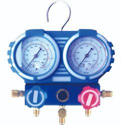 As peças de fluido criogénico do medidor do coletor (Válvula Única ou Dupla)