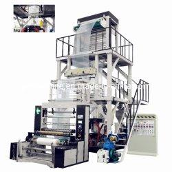 ABA 3layers biologisch afbreekbare polyethyleen polyethyleen Film Blown Extruder