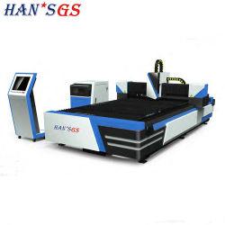 1500W Laser de fibra de CNC de corte para a folha de metal