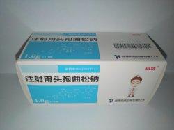 GMP 주입 2.0g USP를 위한 약제 약 Cefotaxime 나트륨