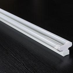 二重LEDの管のトンネルライトが付いている蛍光灯4つのFTの1.2m T8 LEDの管ランプT8の