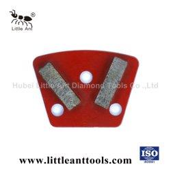 Le meulage diamant pour des pierres et plaque de métal en béton