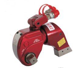 Amende boulonnage hydraulique de la clé à cliquet sans déclencheur