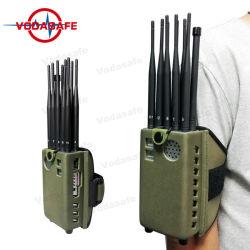 10 антенн пульт дистанционного управления/3G/4G/WiFi GPS кражи Lojack портативных мобильных сотовых телефонов он отправляет сигнал блокировки всплывающих окон с 8000Мач