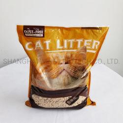5L/3kg/Bag 자연적인 고양이 배설용상자 소나무