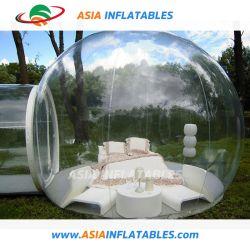 Надувной Прозрачный купол для использования вне помещений кемпинг, надувные купол дерева