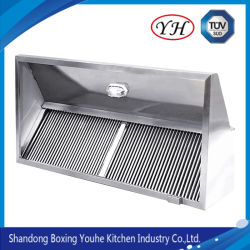 中国ステンレス製壁取り付けキッチンレンジフード排気 ボンネット / ベンチレーションボンネット