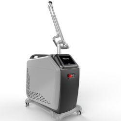 QはND YAG Picoレーザーセリウムによって承認されるピコ秒レーザーの入れ墨の取り外し機械顔料の取り外しを切替える