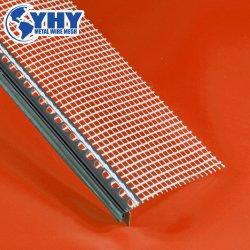 証明されるISOはガラス繊維の網が付いているビードのタイルのコーナービードを曲げる