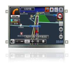 """Módulo de TFT personalizado de 7"""", com 300 cd/m2 e Interface Ttl do painel de LCD para veículos personalizados"""