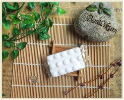 15g cuadrado personalizado desechables Mini Hotel jabón blanqueador de piel