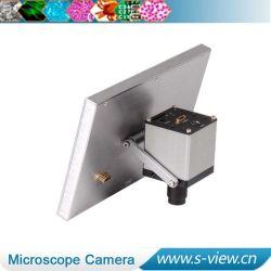 LCDスクリーンが付いているHDMIの顕微鏡のカメラ
