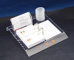 Escritório definido para o calendário de mesa de acrílico (BTR-H2045)