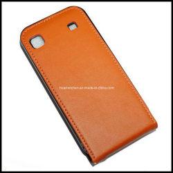 Подлинной Cowhind кожаный футляр для Samsung Galaxy S/ I9000