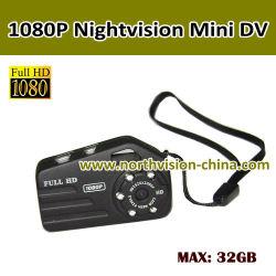 كاميرا فيديو رياضية بدقة 1920*1080 صغيرة الحجم