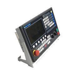 شاشة LCD ملونة متطورة بحجم 7 بوصات Hnc808XP وحدة تحكم في الدوران CNC System