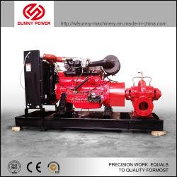 La pompe à eau diesel de 8 pouces pour l'Irrigation et Drainage d'inondation avec double aspiration