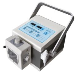 고품질 의료 병원 공급 X선 방사선 촬영 AM-04 4kw 휴대용 고주파수 X선 장비