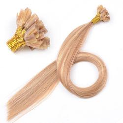 [وهولسل بريس] ريمي [إيتلين] قرنين ضعف يسحب شعر ربط إمتداد [بر] مسمار طرف شعر