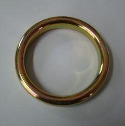 El metal de juntas de anillo Oval Maker