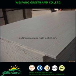 Classe E1 Placa de Bloco Melamined para mobiliário de alta qualidade produzem
