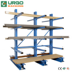 Système de rack de stockage de tuyaux en acier rayonnages cantilever