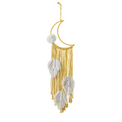 Modernes, simples Multi lune franges de couleur de la Tapisserie Décoration douce accessoires ménagers décoration murale de l'artisanat