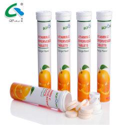 Gezondheid Voedsel Effervescentie Tablet Vitamine C Supplement Energiedrank