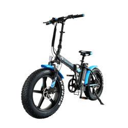 motore elettrico potente della bici 48V 350W della piccola E-Bici senza spazzola del volume 20inch mini che piega bicicletta elettrica