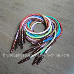 E-cigarette narguilé Shisha flexible en PVC flexible / Silicone / PU