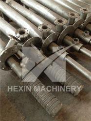 Ricuperatori di calore montati con il pezzo fuso di precisione ed il bruciatore alettati del tubo dalla fornace Hx61069 del riscaldamento del tubo del Material Inconel601