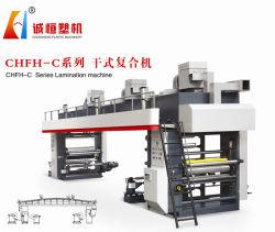 Máquina de estratificação seca da película de alta velocidade da Múltiplo-Camada