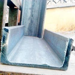 La production en usine et les ventes de haute qualité en acier de canal U Profil