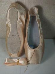 Hand - de gemaakte Schoenen van de Dans Pointe voor Gespecialiseerde Dansers