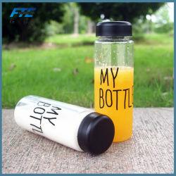 500ml de agua potable transparente mi botella como/PC/Tritan