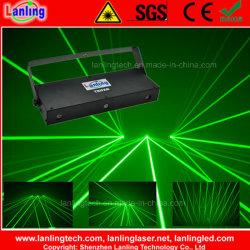 Зеленый Multi-Effect Trifan DJ Disco этапе лазерный свет для клубов/партии