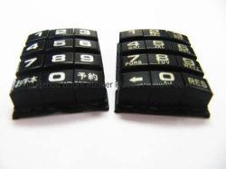 ABS plástico Multi-Color personalizados Teclado