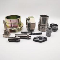Fabriek Aangepaste CNC van het Staal van het Metaal Draaibank die Delen machinaal bewerken
