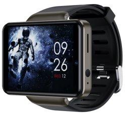 4G Smart Android assistir ao desporto a freqüência cardíaca sangue Monitor de pressão de pulso impermeável de vigilância inteligente