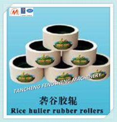 SBR NBR etc Rice Huller rouleau en caoutchouc