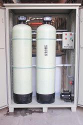 Конструкция шкафа и Dual-Tank Dual-Valve Автоматическая ионного обмена фильтрации воды