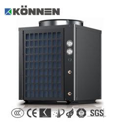 Wärmepumpe-System für gesundheitliches Heißwasser und Heizung