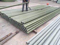 ガラス繊維によって補強されるプラスチックGRP FRPはシリンダー管を配管する