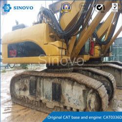 TR220D utilisé appareil de forage rotatif monté sur la base de chat d'origine