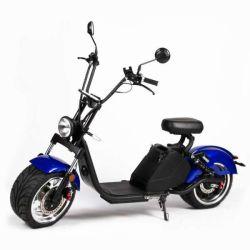 Rápida Batería extraíble CEE Ciclomotor Scooter eléctrico potente motor de 3000W de la movilidad