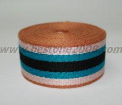 La fábrica China de colores de alta calidad Correa de rayón cinta Nº 1501-64C